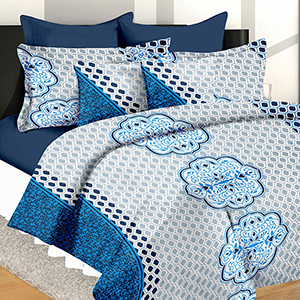 Dotted Design Bedsheet