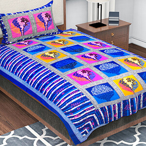 New Design Bedsheet